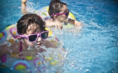 Five Tips for Pool Safety