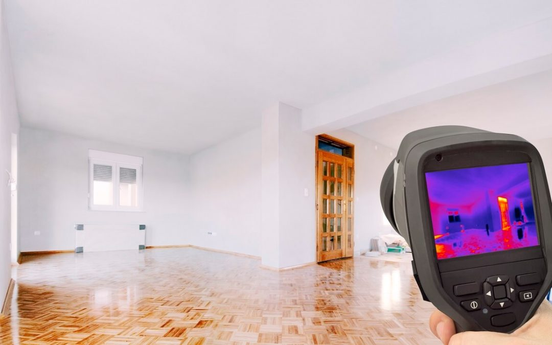 4 Uses of Thermal Imaging in Home Inspections