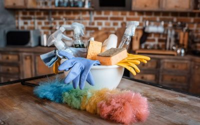 4 Places that Need to be Cleaned in Your Home